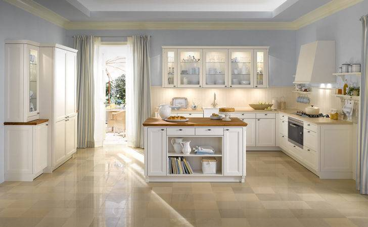 Popular Classic Contemporary Kitchens Perfect Ideas