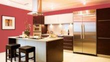 Popular Kitchen Colors Beautiful Homes Design