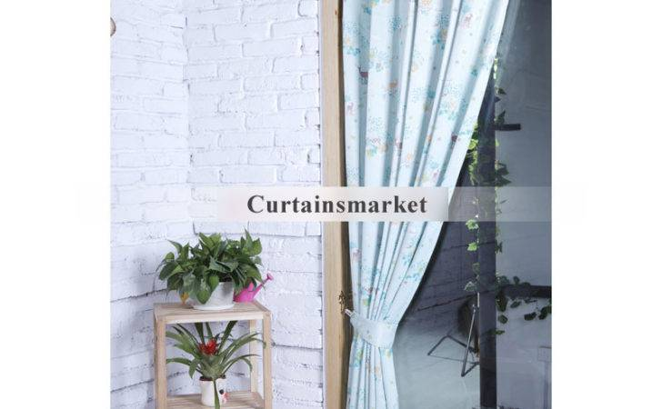 Popular Polyester Good Quality Ready Made Curtains