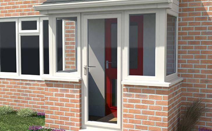 Porches Upvc Wooden Aluminium Anglian Home