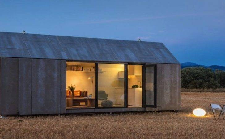 Portable Prefabricated Home Baton Architects