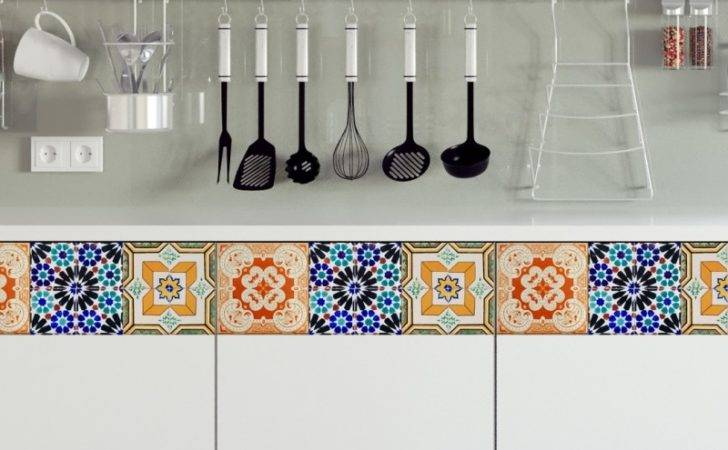 Portuguese Tiles Stickers Maceira Pack