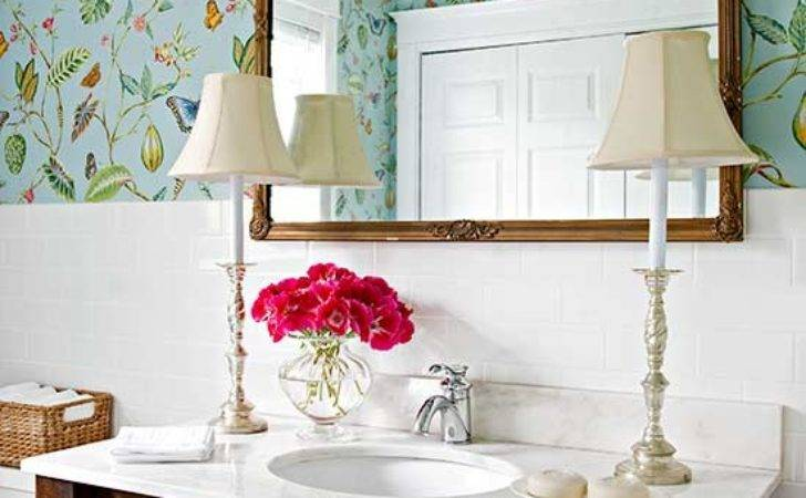 Powder Room Ideas Better Homes Gardens Bhg