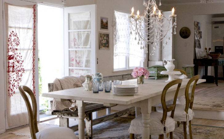 Practical Living Shabby Chic Dining