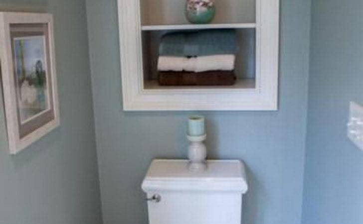 Practical Over Toilet Storage Ideas