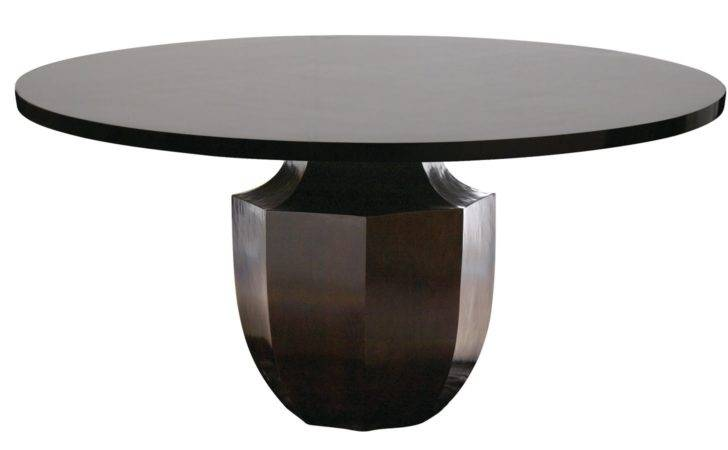 Prairie Perch Top Round Dining Tables
