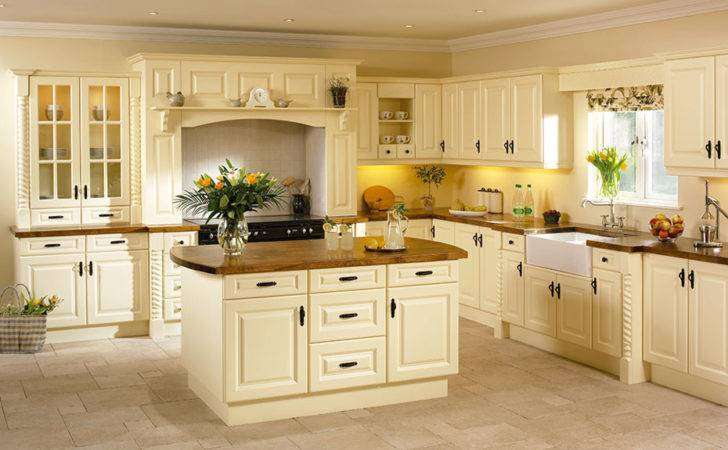 Premier Calcutta Kitchen Doors Vanilla Homestyle
