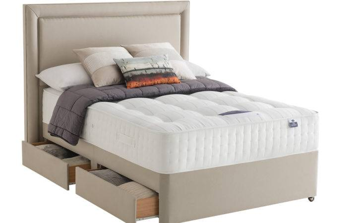 Premier Pocket Sprung Divan Set Next Day Select
