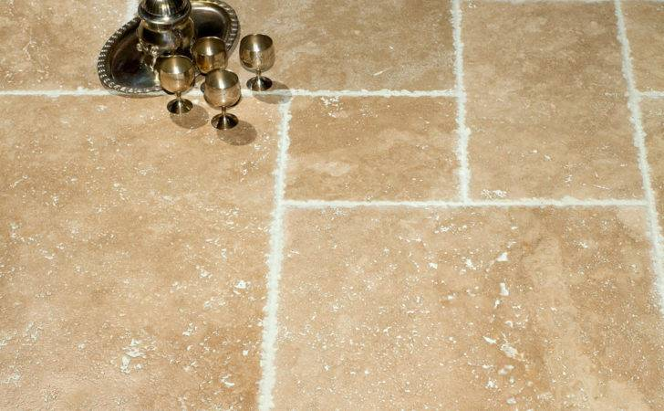 Premium Classic Travertine Brushed Unfilled Chipped