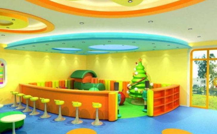 Preschool Classroom Interior Decorating Ideas Fooz World