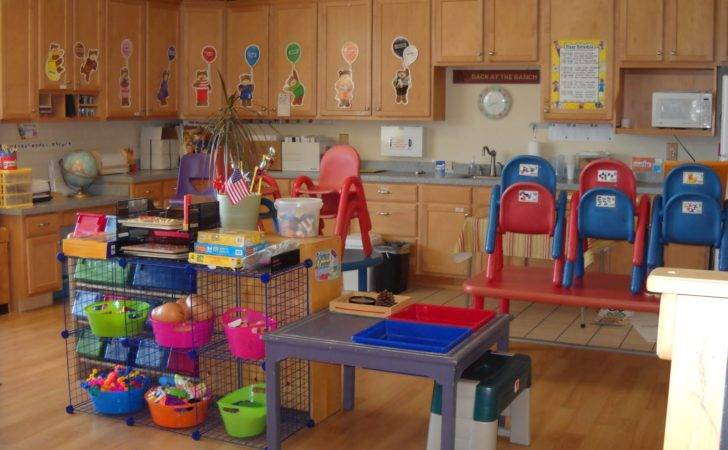 Preschool Layout House Decorating