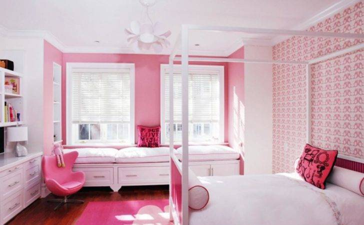 Pretty Pink Girls Rooms Hgtv