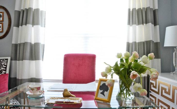 Pretty Pink Home Offices Virtual Vocations