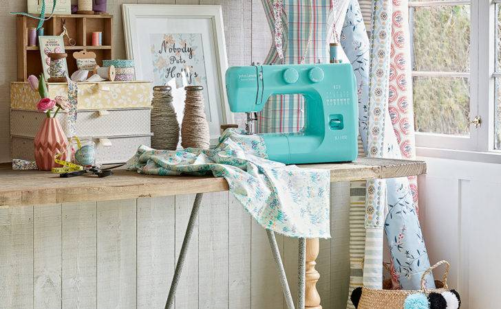 Pretty Your Sewing Room These Inspiring Decorating