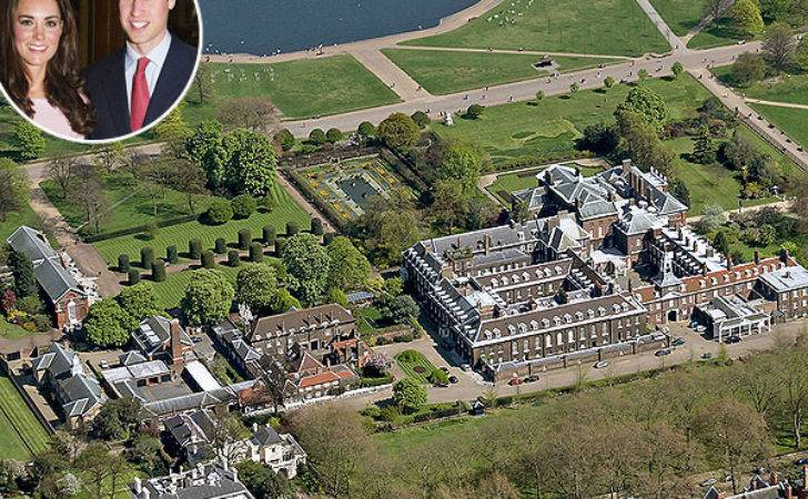 Prince William Kate Moving Into Larger Palace Apartment