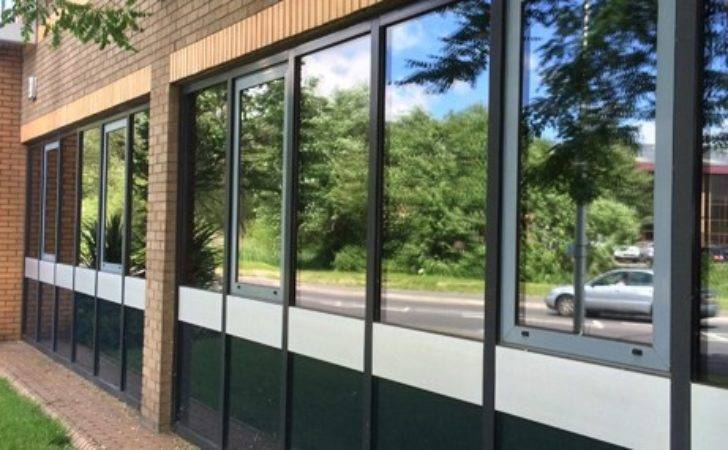 Privacy Window Films Supplied Installed
