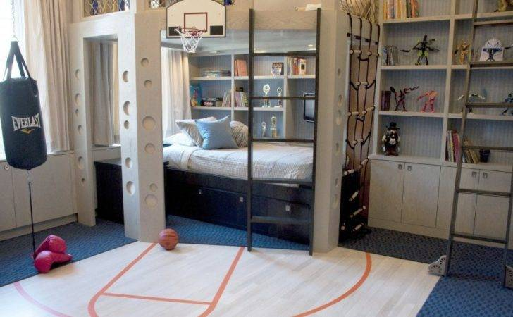 Project Park Avenue Townhouse Boys Playroom Perianth