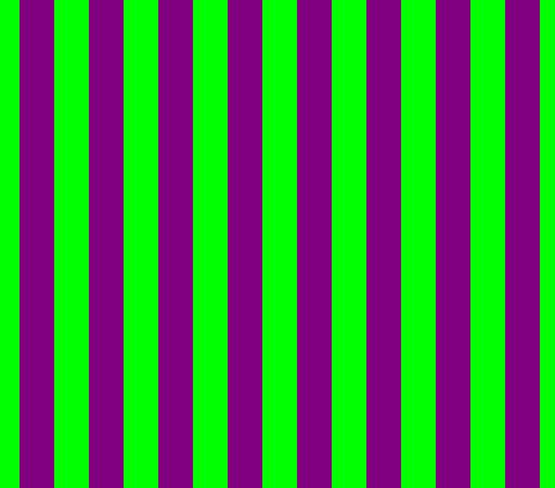 Purple Lime Vertical Lines Stripes Seamless