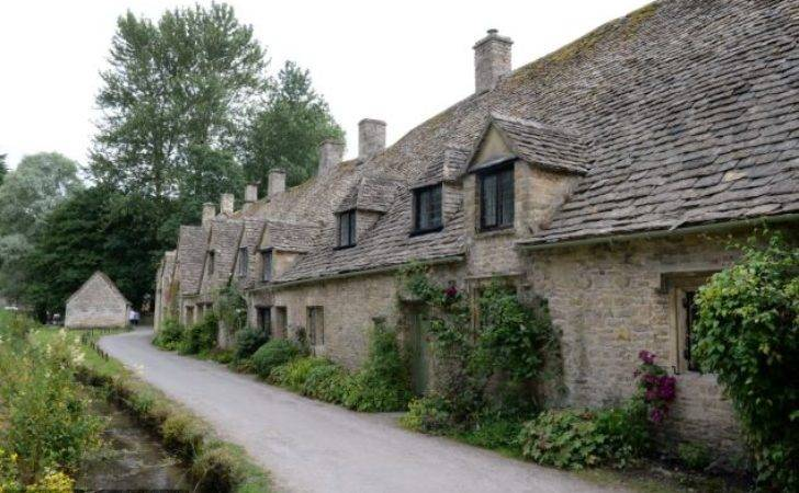 Quiet Gloucestershire Village Becomes Unlikely Tourist
