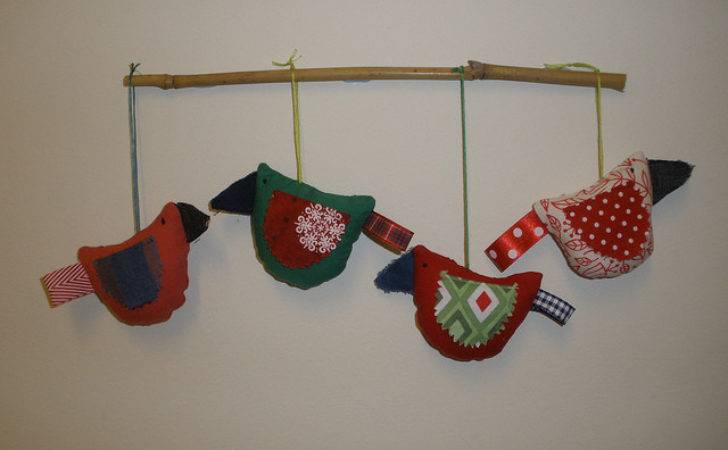 Quirky Christmas Tree Decorations Decorating