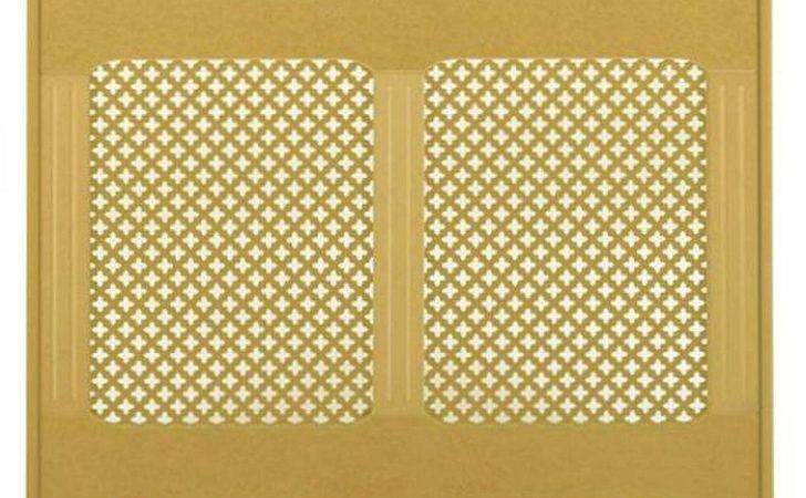 Radiator Cabinet Cover Mdf Classic Ready Paint