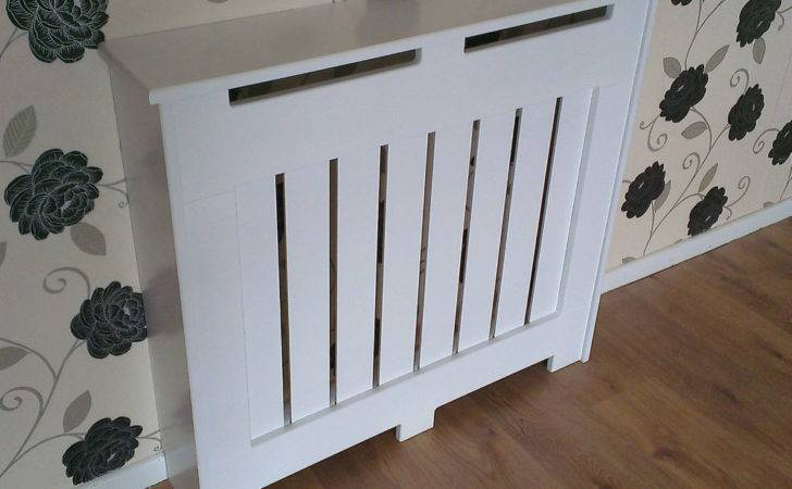 Radiator Cover Cabinet Grille Variety Raw Mdf Extra