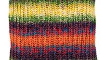 Rainbow Knit Cushion Bhs Budget Cushions