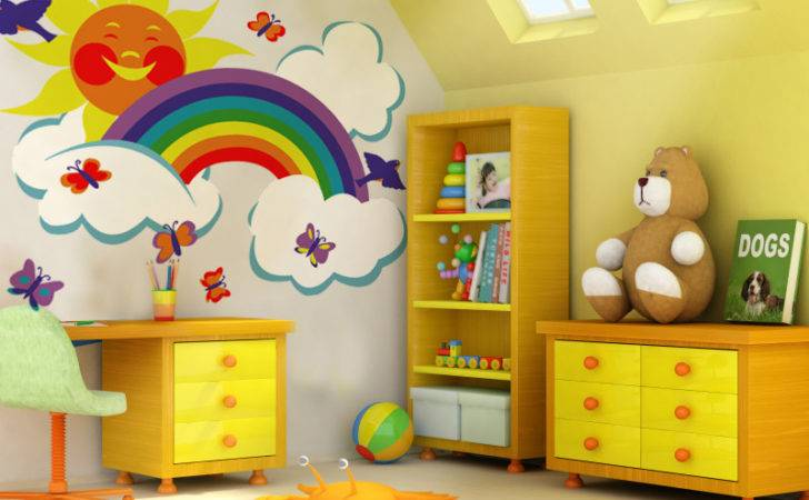Rainbow Room Ideas Girls Bedroom Newhairstylesformen