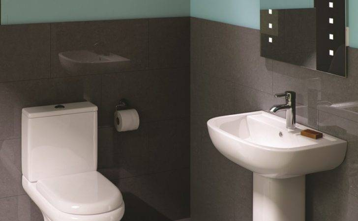 Rak Compact Toilet Basin Set