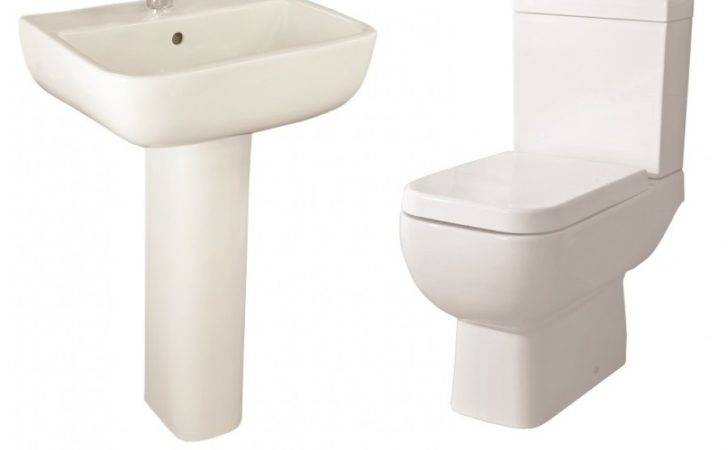 Rak Series Toilet Basin Set