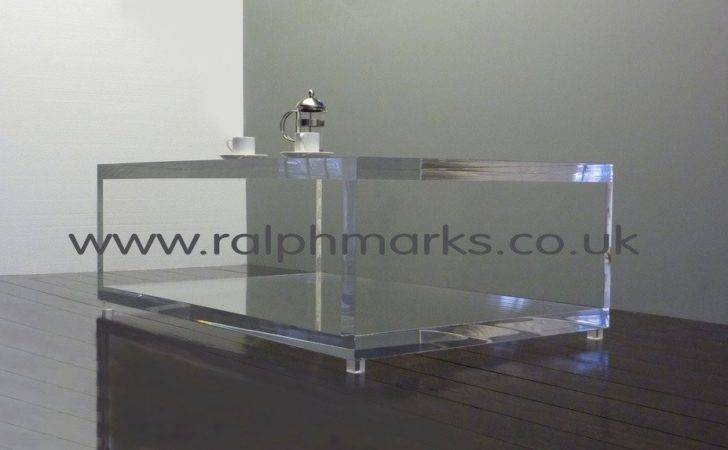 Ralph Marks Perspex Acrylic Furniture