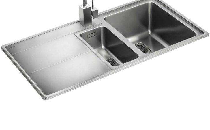 Rangemaster Arlington Stainless Steel Sink