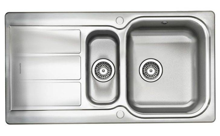 Rangemaster Glendale Bowl Stainless Steel Kitchen Sink