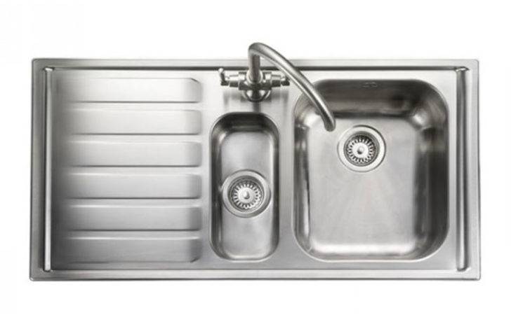 Rangemaster Manhattan Bowl Stainless Steel Kitchen Sink
