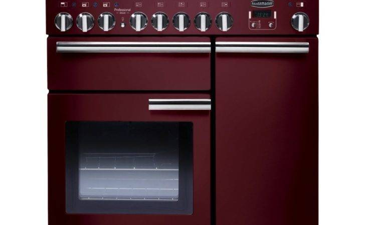 Rangemaster Pdl Dffcy Professional Deluxe Dual Fuel