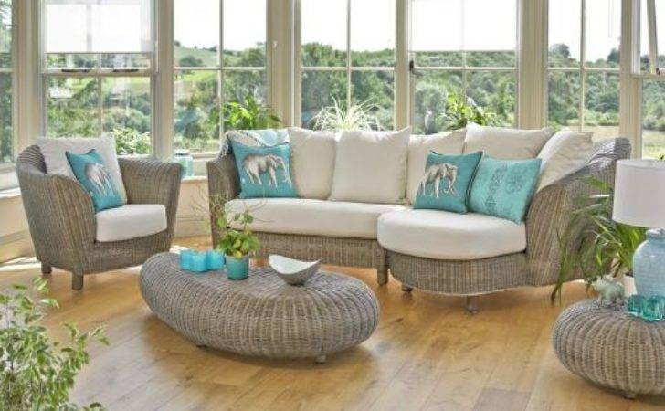 Rattan Conservatory Furniture Cane