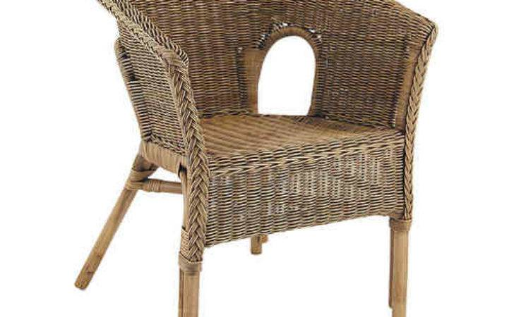Rattan Wicker Chairs Small Conservatory Furniture