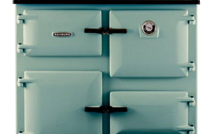 Rayburn Natural Gas Fired Cooker Central Heating