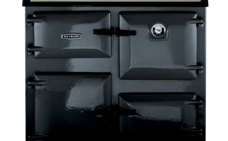 Rayburn Oil Fired Cooker Central Heating