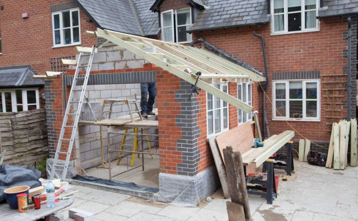 Rear House Extension Overton Builder Ben Hand