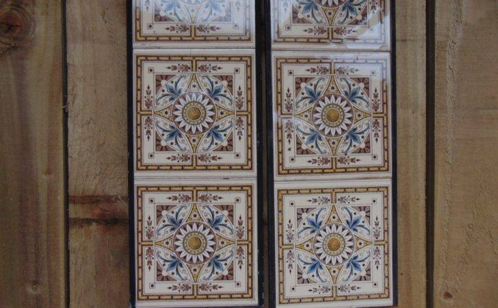 Reclaimed Reproduction Fireplace Tiles Old Fireplaces