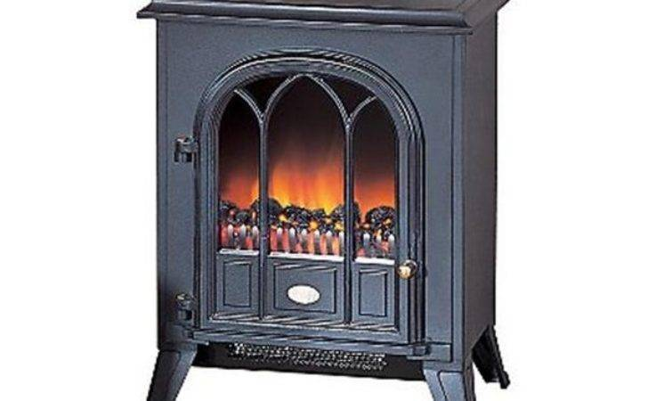 Rectory Electric Stove Richard James Fires