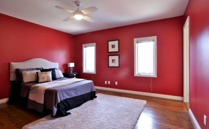Red Bedroom Decorating Ideas Oriental Home Design