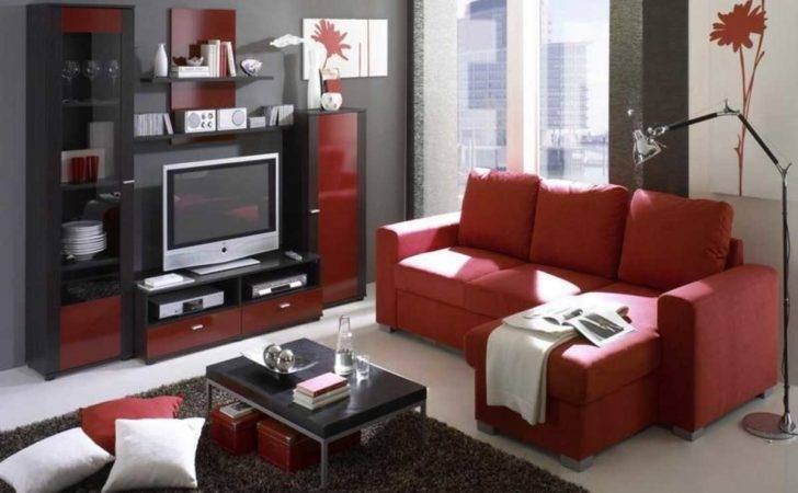 Red Black White Living Room Ideas Your Inspiration