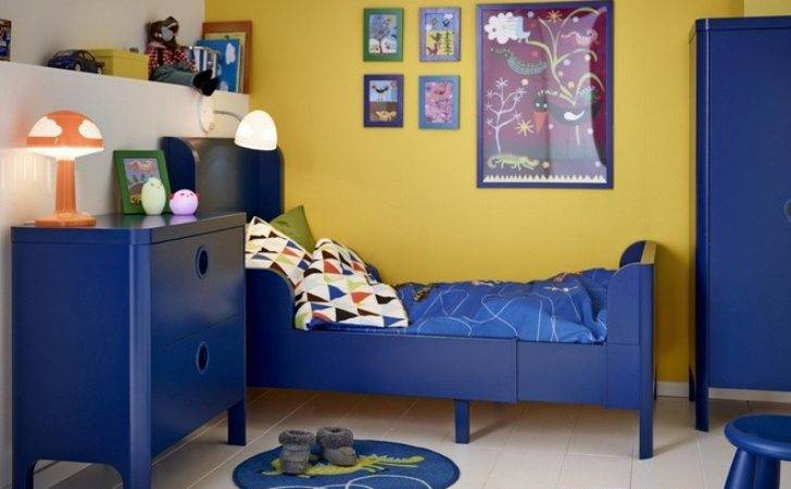 Red Blue Wall Paint Boys Bedroom Decolover