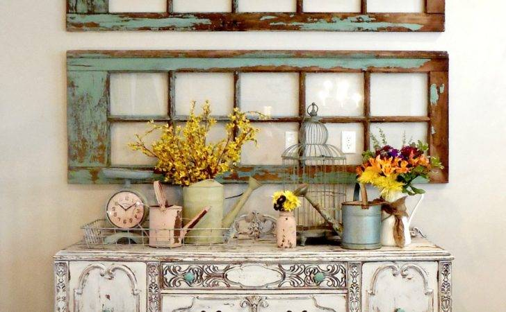 Refinished Antique Buffet Room Pics