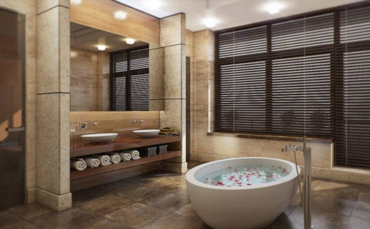 Refreshing Bathroom Designs Home Design Lover