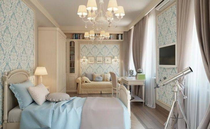 Refreshing Bedroom Ideas Young Women Home Conceptor