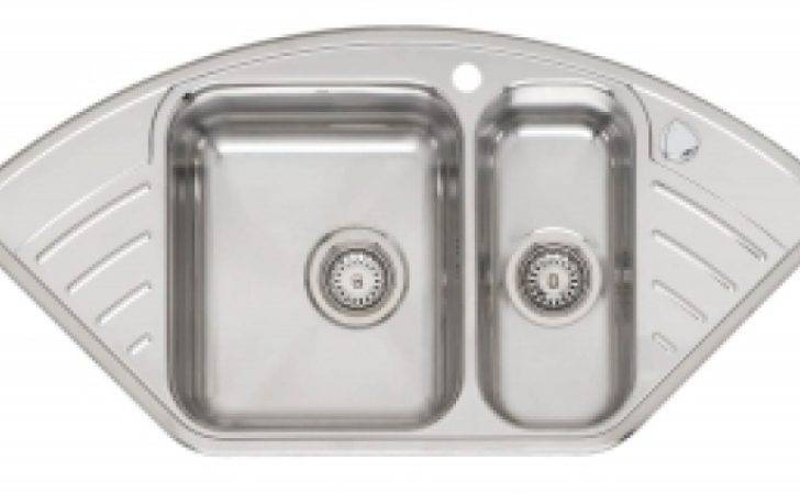 Reginox Elite Empire Stainless Steel Inset Kitchen Sink