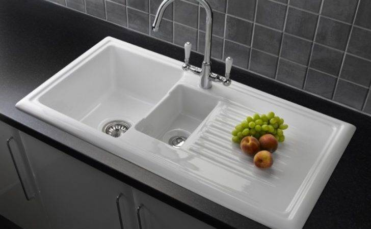 Reginox Regi Ceramic Kitchen Sink